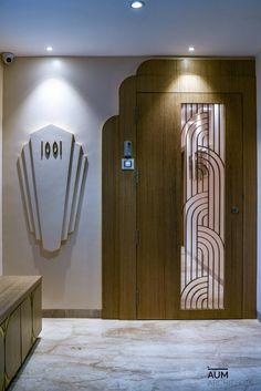 Art Deco Style Interior Project | Aum Architects | Mumbai - The Architects Diary