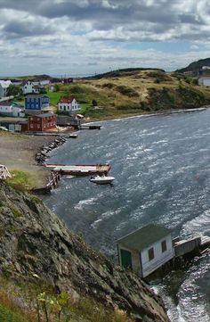Trinity, Newfoundland is unfailingly referred to as one of the most picturesque villages in the province—the quintessential Newfoundland fishing outpost. Newfoundland Canada, Newfoundland And Labrador, Ottawa, Provence, Voyage Usa, Atlantic Canada, Prince Edward Island, Canada Travel, Nova Scotia