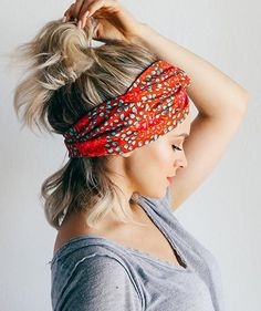 Rule 219 For lazy girls Head band For Casual Hairstyles - Messy Hairstyles - - Head Wraps Wraps scarf Wraps white girl Head Wraps Sporty Hairstyles, Lazy Hairstyles, Braided Hairstyles Tutorials, Latest Hairstyles, Short Hairstyles For Women, Headband Hairstyles, Amazing Hairstyles, Hair Scarf Styles, Hair Romance
