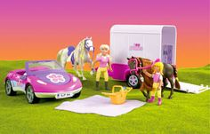 I Love Ponies Pony Day Out Cool I Love Ponies sports car and horse box includes 2 ponies, 2 riders, picnic basket, rugs and loads of other pony accessories. One supplied. Colours and styles may vary. http://www.comparestoreprices.co.uk/role-play-toys/i-love-ponies-pony-day-out.asp
