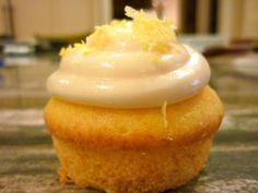 lemon cupcakes i made