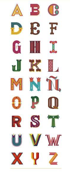 Alphabet   Fun Choices                                                                                  by David Sierra