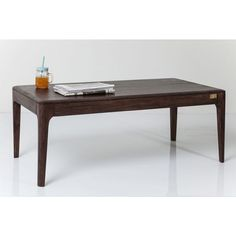 Brooklyn Walnut Couchtisch 115x60cm - KARE Design