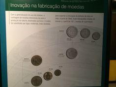 Inovações na fabricação - Museu de Valores BCB
