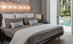 Pelican Marsh Residence contemporary-bedroom