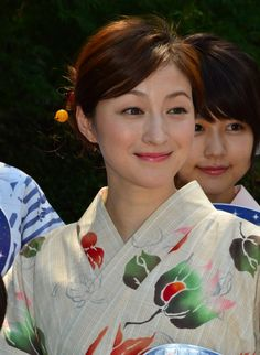 Ryoko Hirosue - Japanese actress