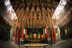 Thien Hau Temple, Ho Chi Minh City by Raymond  Low on 500px