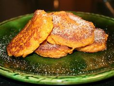 Pumpkin Fritters - got to try these...