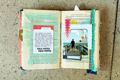 Happy Little Moments Altered Book - Chasing Paper Dreams