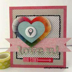 Love U! - Scrapbook.com
