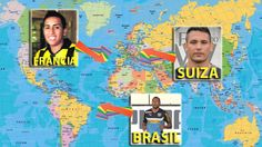 3 peruanos en el extranjero que cambiaron de club esta semana (FOTOS) #Depor