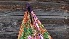Nähanleitung Origami-Market-Bag bei Makerist