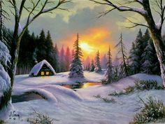 levkonoe | Записи с меткой зимние домики