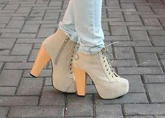 #girl #boots #fashion #style #ootd #beige #love #heels