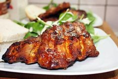 Tandoori Chicken, Pork, Meat, Ethnic Recipes, Cooking Recipes, Grilling, Poultry, Pork Roulade