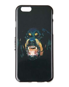 Rottweiler iPhone® 6 Case, Black Multi by Givenchy at Neiman Marcus.