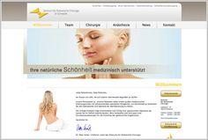 Webseitenerstellung auf Basis von Wordpress für das Zentrum für Ästhetische Chirurgie in Schwerte.     http://www.schoenheitschirurgie-ruhr.de