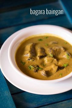 bagara baingan recipe with step by step photos. bagara baingan is a delicious dish made with small aubergines. a popular baingan recipe.