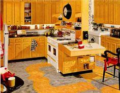 62 beste afbeeldingen van kitchen kook vintage kitchen retro
