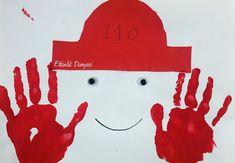"5 Beğenme, 1 Yorum - Instagram'da Etkinlik Dunyası (@preschool_actvty_): ""#preschool#preschoolactvty#preschoolactivity#preschoolactivities#art#craft#fireman#job#handprint#handprinted#red#redactivity#redcolour#fireweek#activityworld#okulöncesi#okulöncesietkinlik#etkinlikdunyası#kırmızı#kırmızırenk#kırmızıetkinlik#itfaiyeci#itfaiyehaftası#meslekler#elbaskısı"" Hip Hop, Christmas Ornaments, Holiday Decor, Crafts, Instagram, Drawings, Manualidades, Christmas Jewelry, Hiphop"