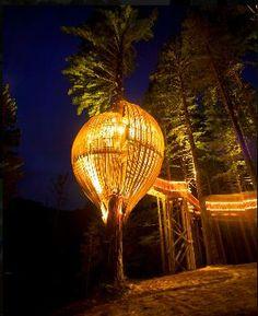 Fairytale Tree House