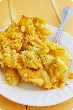 Butternut Squash Mac 'n Cheese