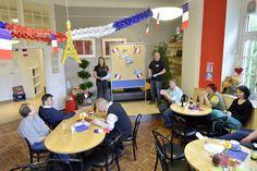 Frankreich-Quiz in der Offenen Behindertenarbeit