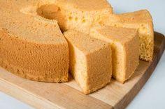 Шифоновый бисквит - рецепт с фото