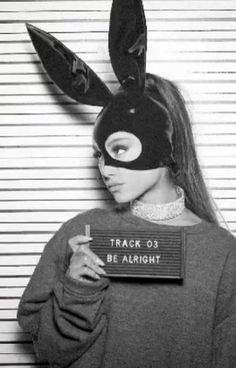 Future from Album Dangerous Woman Ariana Grande Fotos, Ariana Grande Photoshoot, Ariana Grande Pictures, Ariana Grande Dangerous Woman, Dangerous Woman Tour, Ariana Grande Wallpaper, Black And White Aesthetic, Queen, Celebs