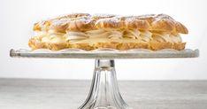 Hva er bedre enn en flott og luftig waleskringle til dessert eller på kakebordet. Du kan også servere kringlen til gjester med diabetes eller sukkerallergi Cake, Kuchen, Torte, Cookies, Cheeseburger Paradise Pie, Tart, Pastries