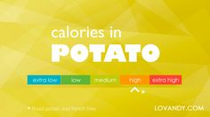 How Many Calories in Potatoes. Is there a difference in calorie content of baked, boiled or roast one? What about potato chips and fries? Popular Food, Popular Recipes, Food Charts, Roasted Potatoes, Potato Chips, French Fries, Helpful Hints, Vitamins