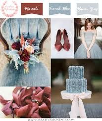 Dark grey, marsala, pink and gold wedding theme - Google Search
