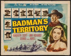 projetor antigo: Terra Dos Homens Maus 1946 Dubl avi  1946 , Ann Richards , Dublado , Faroeste , George 'Gabby' Hayes , James Warren , Lawrence Tierney , Randolph Scott , Ray Collins , Richard Hale , Tim Whelan , Tom Tyler