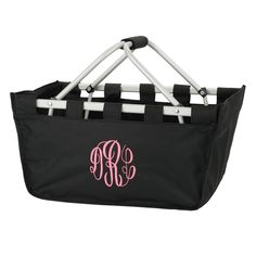 Dorm Carry All Tote - Black