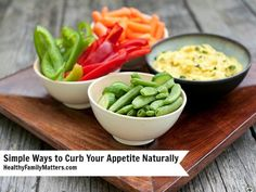 Simple Ways to Curb Your Appetite Naturally