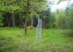 Chickenwire Ghost