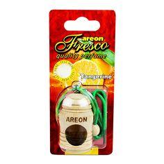 Nước hoa treo gương AREON FRESCO-Tangerine (hương quýt)