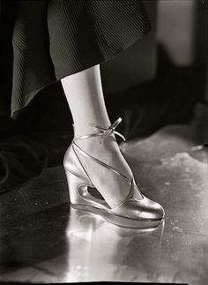 Perugia Shoe, c. 1935