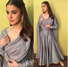 40 festive looks to steal from Bollywood celebs Anarkali Dress, Pakistani Dresses, Indian Dresses, Indian Outfits, Anarkali Suits, Indian Clothes, Sabyasachi Suits, Patiala Dress, Long Anarkali