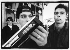 RIP Adam Yauch aka MCA from the Beastie Boys. My all time favorite Beastie Boys song is Brass Monkey. Such great memories connected to that first album Licensed to Ill.