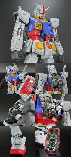 MG RX-78-2 Gundam #gundam