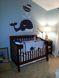 Nautical Baby Room Inspired By Giuliana Rancic S I Mean Duke With