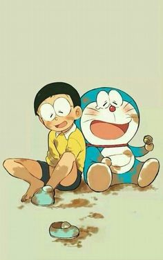 Doraemon Doramon: Nobita did you find my bell? Doramon: You remember? This ending is my favorite. Cartoon Wallpaper Hd, Cute Disney Wallpaper, Dora Wallpaper, Doremon Cartoon, Cartoon Characters, Doraemon Wallpapers, Cute Wallpapers, Doraemon Stand By Me, Anime Manga