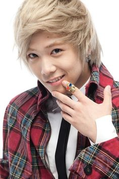 Lee Hongki As Jeremy From You're Beautiful, I think Jeremy is my ideal type XD
