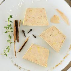 Foie gras de canard aux épices douces - Comtesse du Barry