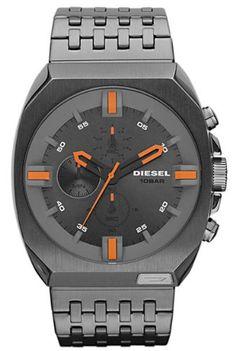 Diesel - Chronograph - DZ4264: Watches: Amazon.com
