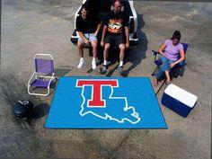 "Ulti-Mat (60""x96"") Rug - Louisiana Tech University"