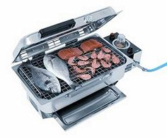 CYLINDER GAS BARBEQUE FIXED FOR ELECTRONIC IGNITION)