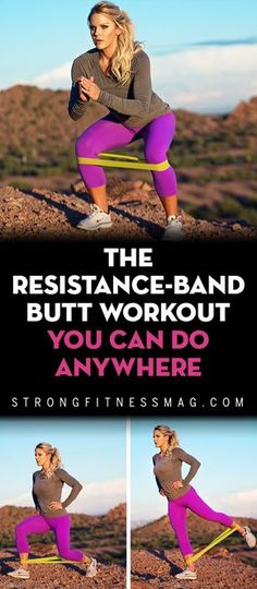 The resistance-band butt workout you can do anywhere! Strong Fitness Magazine The resistance-band butt workout you can do anywhere! Strong Fitness Magazine The resistance-band butt workout you can do anywhere! Fitness Workouts, Fitness Motivation, Fitness Goals, Fun Workouts, Yoga Fitness, Health Fitness, Motivation Quotes, Diet Quotes, Woman Motivation