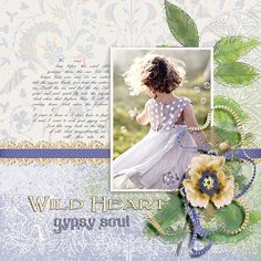 Scrap Girls Club - Coordinating supplies at a great price Girls Club, Wild Hearts, Digital Scrapbooking, Scrapbooking Ideas, Boho Chic, Image Search, Gypsy, Shabby, Flower Girl Dresses